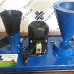 Гранулятор ГКМ-100+ (гранулятор + зернодробилка/сенорезка/корморезка)