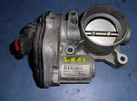 Дроссельная заслонка электрFordS-MAX 2.0tdci2006-20104F9U9E928AB, 4M5U9E927DC