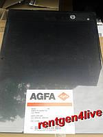 Кассета рентгеновская с усиливающим экраном AGFA 24х30см CP-G.Зеленая.Ц е н а Актуальна.