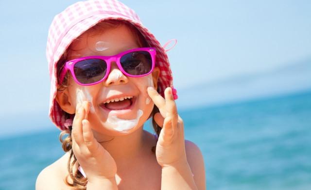 Летние головные уборы для детей
