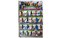 Набор фигурок героев мультфильма Zootopia, X88085