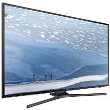 Телевизор Samsung UE65KU6070 (PQI 1300Гц, Ultra HD 4K, Smart, Wi-Fi, DVB-С/S2) , фото 3