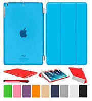 Обложка Smart cover+silicon case for Apple iPad mini 4