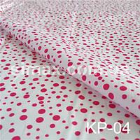 Рубашечная ткань принт