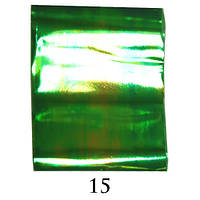 """Фольга """"Битое стекло"""" для дизайна ногтей Adore BS-15"""