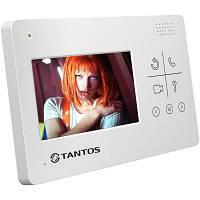 """Видеодомофон цветной на 2 камеры Tantos Lilu lux 4.2"""""""