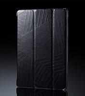 Чехол-книжка для iPad Mini Miracase Veins I case, black