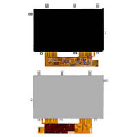 Дисплей (LCD) для планшета Ainol Novo 7 Aurorai, 34 pin, оригинальный