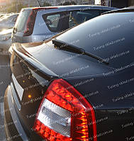 Лип cпойлер Skoda Octavia A5 (спойлер на багажник Шкода Октавия А5), фото 1