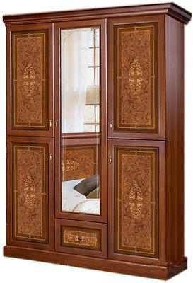 Шкаф 3-х дверный Ванесса (ТМ Скай)