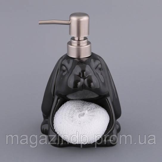 Набор для мыла с губкой Черный Бим Код:95-932449 - Интернет-магазин У Фёдора в Днепре
