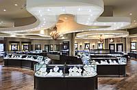 Светодиодное LED освещение витрин, торгового оборудования, прилавков (вариант премиум)