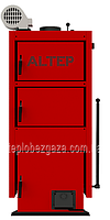 Универсальный твердотопливный котёл  АЛЬТЕП KT-1Е-N 15 квт отопит любое помещение площадью до 150 м2
