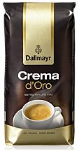 Кава в зернах Dallmayr Crema D'oro 1 кг 100% арабіка