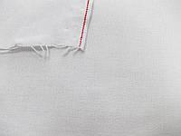 Домотканное полотно для вышивания №30 (арт. 12341) белый отрез 0,31 м