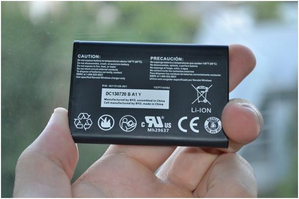 Аккумулятор для Novatel 5510L