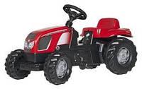 Детский педальный трактор Rolly Toys 012152