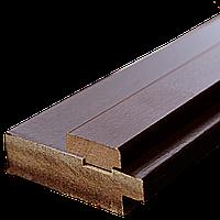 Комплект дверного короба Новый Стиль дерево 100мм без порога зебрана, ностра, маэстра, интера DeLux