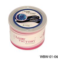 Сахарный воск для эпиляции, 500 г. Азулен вера, Lady Victory LDV WBW-01-06 /5-2