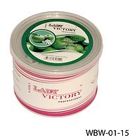 Цукровий віск для епіляції, 500 р. Яблуко, Lady Victory LDV WBW-01-15 /5-2