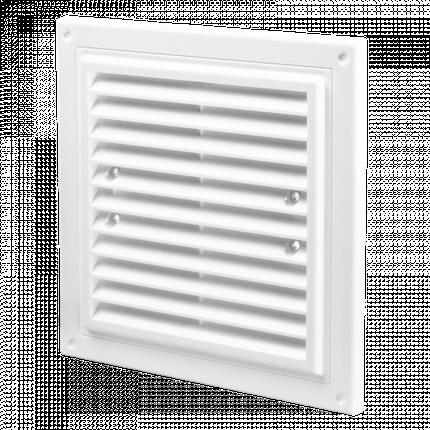 Решетка вентиляционная  Домовент ДВ 175 х 175, фото 2