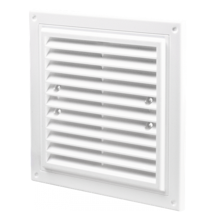 Решетка вентиляционная  Домовент ДВ 250 х 180, фото 2