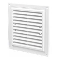 Решетка вентиляционная Домовент ДВ 250 х 250