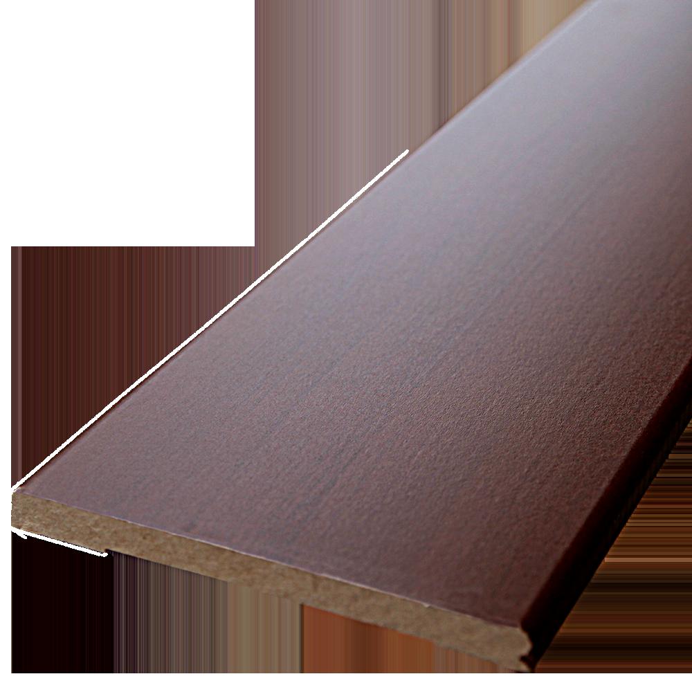 Планка доборная Новый Стиль МДФ 250 мм (зебрана, ностра, маэстра, интера де люкс) 1м.п.