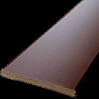 Планка доборная Новый Стиль МДФ 400 мм (зебрана, ностра, маэстра, интера де люкс) 1м.п.