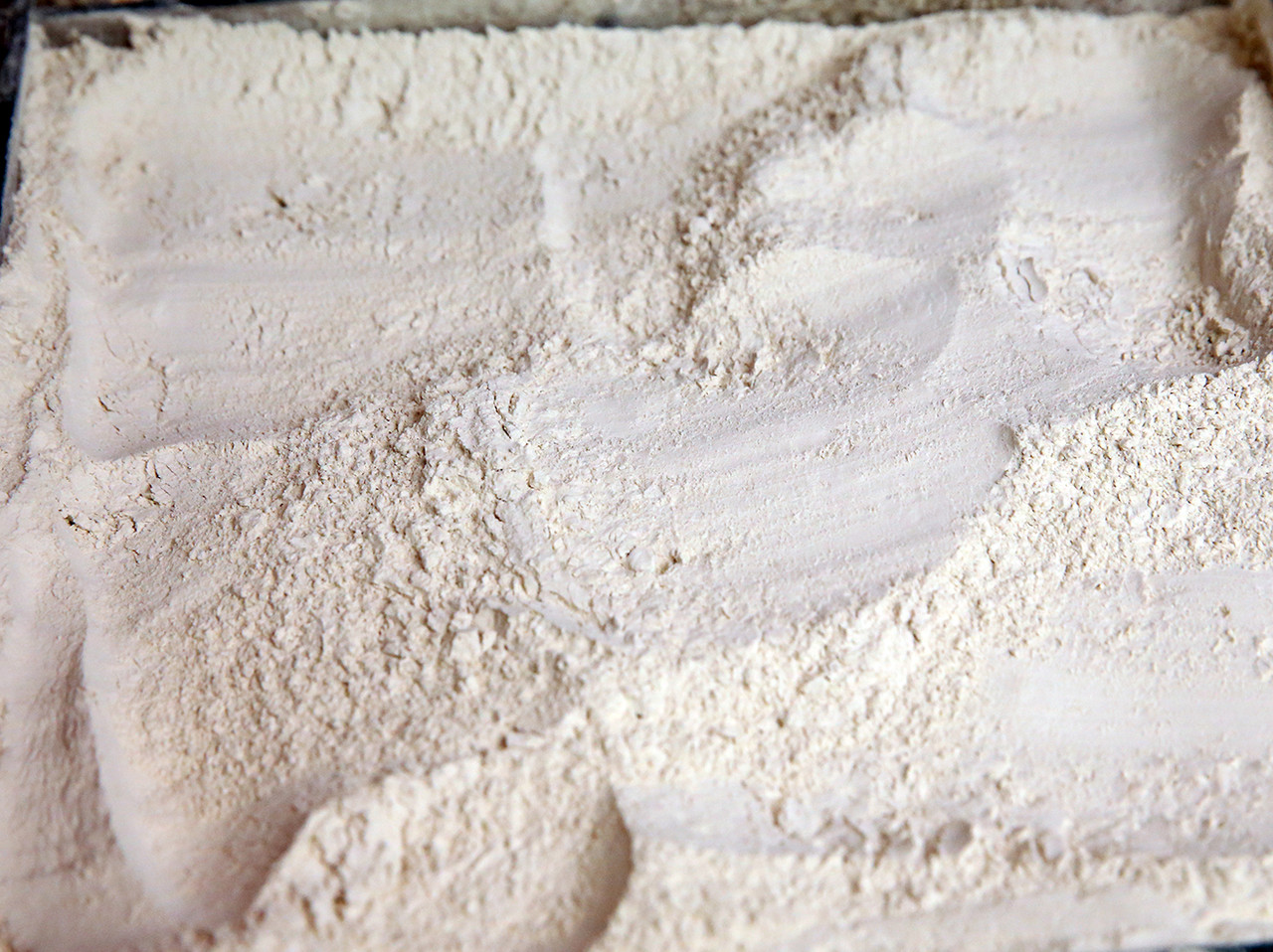 Мармуровий пісок, мука