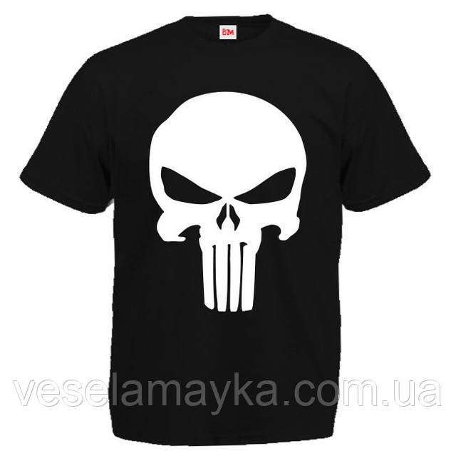Футболка Каратель (The Punisher)