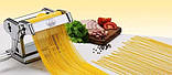 Marcato Accessorio Spaghetti Chitarra 2 mm насадка - лапшерезка для линии Atlas, фото 2