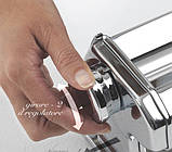 Лапшерезка Marcato Atlas 150 Classic ручная тестораскатка, Италия, фото 6