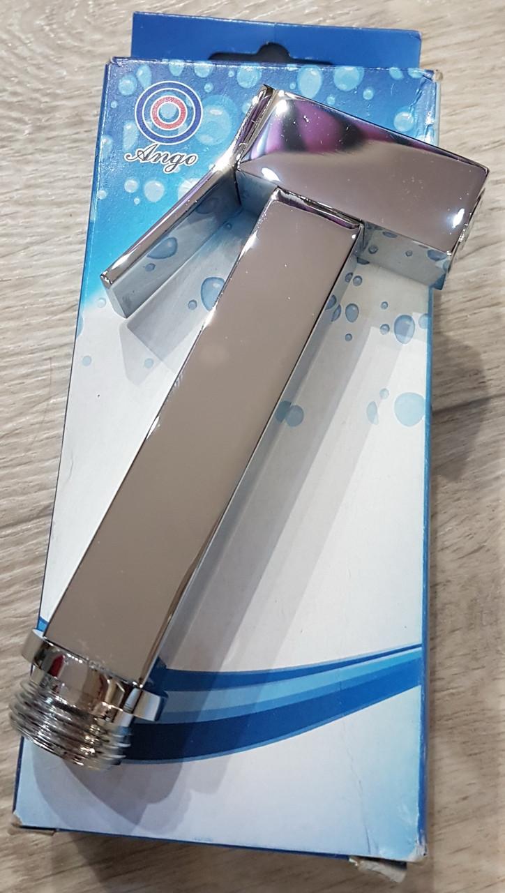 Латунная лейка для гигиенического душа Ango B54F