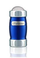 Сито для сахарной пудры и других сыпучих веществ Marcato Dispenser Blu синий