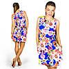 Платье женское  цветочный принт, фото 2