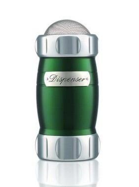 Сито для сахарной пудры и других сыпучих веществ Marcato Dispenser Verde зеленый