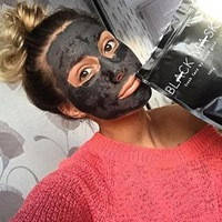 Черная очищающая маска  Black Mask