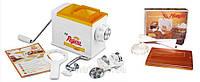 Машинка для замеса теста и изготовления макарон Marcato Regina Atlas Mixing Kit Италия, фото 1