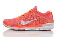 Женские кроссовки Nike Roshe Run Flyknit 5.0 Knit Vamp