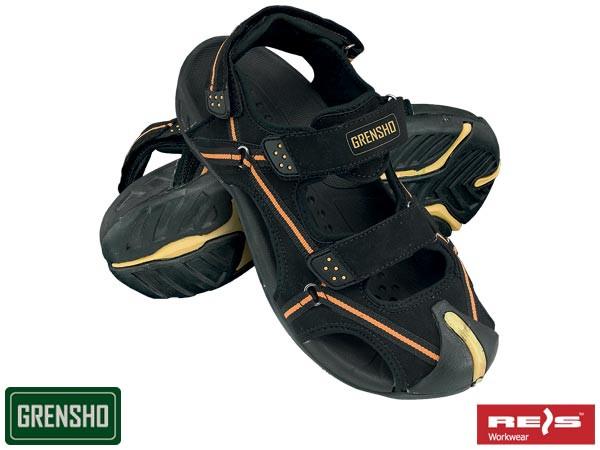 Трекінгові чоловічі сандалі (робоче взуття) BKSBREAK BP