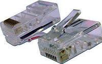 Разъем сетевой универсальный 8P8C