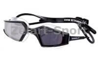 Очки для плавания Speedo, Aquapulse Max Mirror 808767(TPR, поликарбонат, силикон, цвета в ассорт)