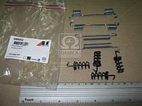 Колодка тормоз стоян. тормоз ремкомплект MB/VW CRAFTER/SPRINTER (Производство ABS) 0868Q