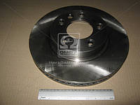 Диск тормозной PORSCHE/VW CAYENNE/TOUAREG передний левый вент. (Производство ABS) 17500