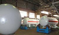 Газгольдер, резервуар для СУГ, емкостное оборудование, АГЗС, АГЗП, ГНП, ГНС, модули LPG
