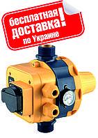 Реле давления с защитой от сухого хода Optima  PC19А  с автоматическим перезапуском (Польша)