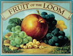 Текстиль и футболки Fruit of the Loom