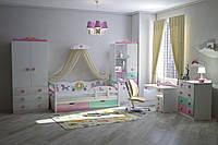 """Коллекция детской мебели """"Золушка mix"""""""