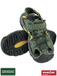 Мужские сандалии (обувь Польша) BKSTROPICAL ZY